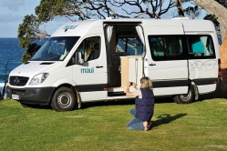 MAUI Ultima Plus 2+1 Campervan
